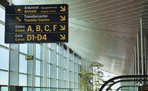 Infrastruktur des Passagierterminals