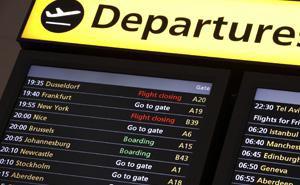 Ausstattung des Passagierterminals