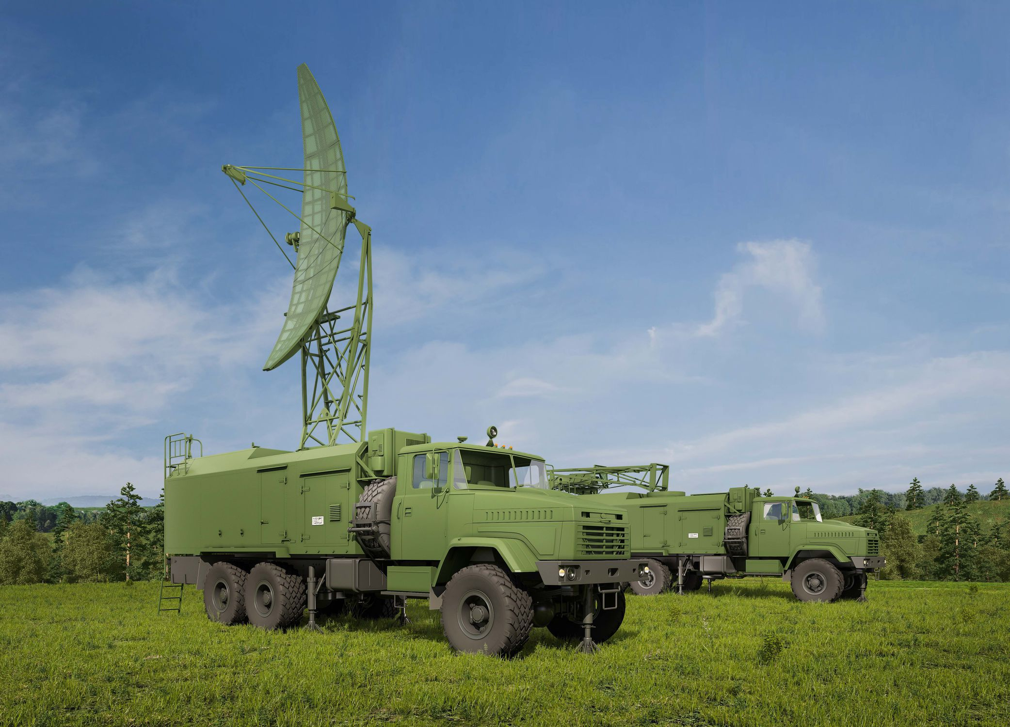Entfernungsmessung Mit Radar : Radar zur Überwachung primär boden prv ma aerotechnica