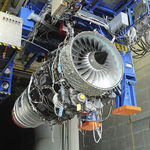 Turboreaktor / 0 - 100kN / 300kg + / für Geschäfsflugzeug