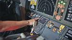 Simulationskabine für Trainingszwecke / Flug / Cockpit