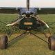 Stoßdämpfer für Leichtflugzeug
