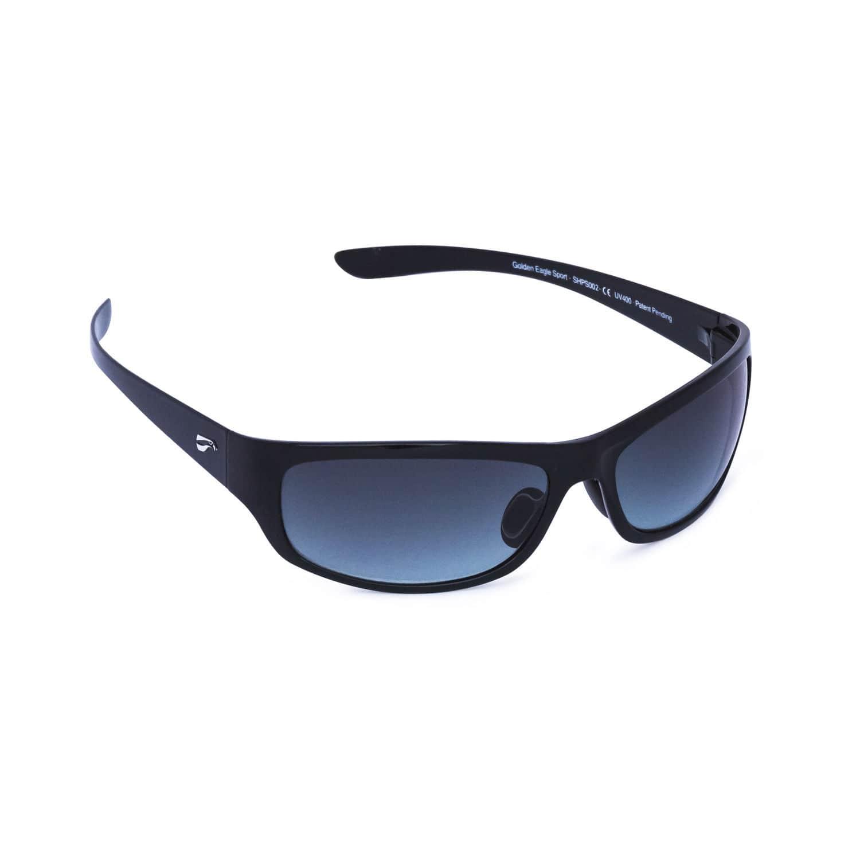 gafa para piloto   de sol   con lentes polarizadas   graduada - Golden  Eagle Sport a6c3f07986