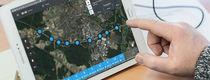 Software de vigilancia / de análisis de vuelo / para dron / para tablets