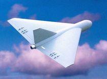 Dron de vigilancia / de reconocimiento / con alas fijas
