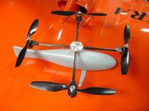 Dron con alas giratorias / cuadrirrotor