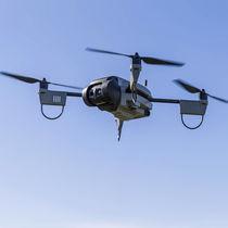 Dron de vigilancia / con alas giratorias / cuadricóptero