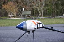 Dron con alas giratorias / helicóptero