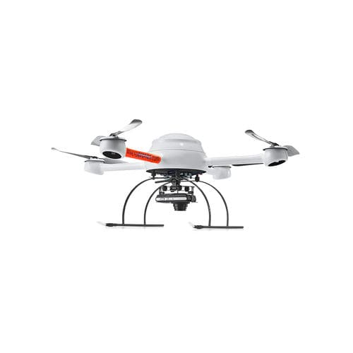 Dron de cartografía / agrícola / con alas giratorias / cuadrirrotor mdMAPPER200 microdrones