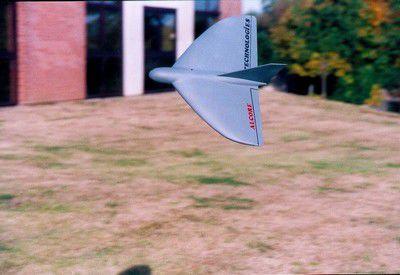 Dron de vigilancia / de reconocimiento / con alas fijas / con motor eléctrico  Epsilon 1 Alcoretech