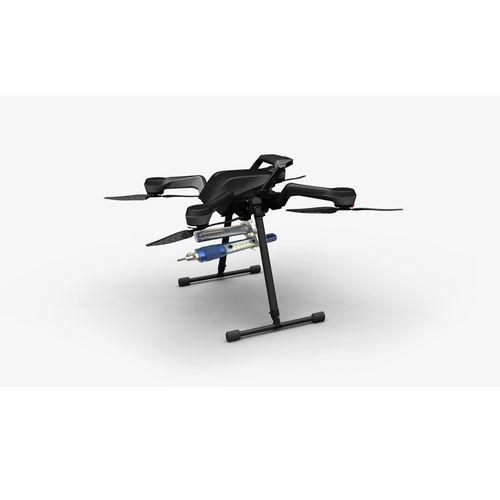 dron para toma de imágenes aéreas / de inspección / agrícola / cuadricóptero