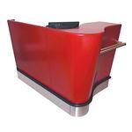 mostrador de información / de embarque / filtro de aduanas / para aeropuerto