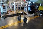 barra de remolque manual / para la aviación general / para aeropuerto