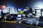 grupo electrógeno de pista móvil / para avión / AC/DC / para aeropuerto