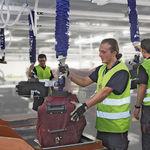 Sistema de elevación con brazo / para mercancía / para aeropuerto JumboFlex J. SCHMALZ GMBH