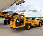 banda transportadora autónoma / para aeropuerto