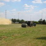 tanque de combustible / de agua / de nailon / para helicóptero