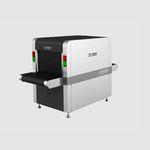 escáner de rayos X / para maletas / para paquetes / con transportador