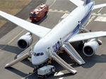 rampa de evacuación para avión de línea / 1 vía