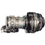 turborreactor 0 - 100 kN / 0 - 100 kg / para avión ejecutivo / para la aviación general