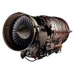 turborreactor 0 - 100 kN / + 300 kg / para la aviación general