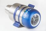 turborreactor con compresor centrífugo