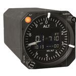 altímetro analógico / en pies / 3 pulgadas / TSO