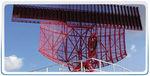 radar de vigilancia / meteorológico / primario / para aeropuerto