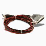 cable para avión / de datos / Ethernet / ARINC