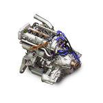 motor de émbolo 100 - 300 caballos / 100 - 300 kg / de 4 tiempos / de 4 cilindros