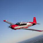 avión de turismo 4 plazas / con motor de émbolo / monomotor