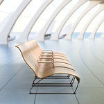 sillón para sala VIP de aeropuerto
