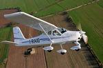 aeronave superligera para el transporte / motor de 4 tiempos / monomotor / alas altas