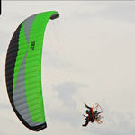 Vela de paramotor prestación / monoplaza APAX Fresh Breeze