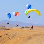 vela de speed flying montaña / prestación / monoplaza