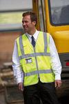 chaqueta de trabajo / para el apoyo desde tierra / para personal de pista
