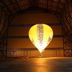 globo aerostático para el transporte de personas / para uso publicitario / para eventos