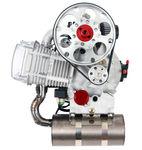 motor de émbolo de 4 tiempos / en línea / monocilindro / para paramotor