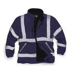 chaqueta de trabajo / para aeropuerto / de alta visibilidad