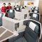 asiento para cabina de avión / para business class / con pantalla integrada / con reposabrazosJPA Design