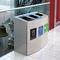 cubo de basura para aeropuerto / para suelo / de reciclajeCONSOLE/240/XLWybone Limited