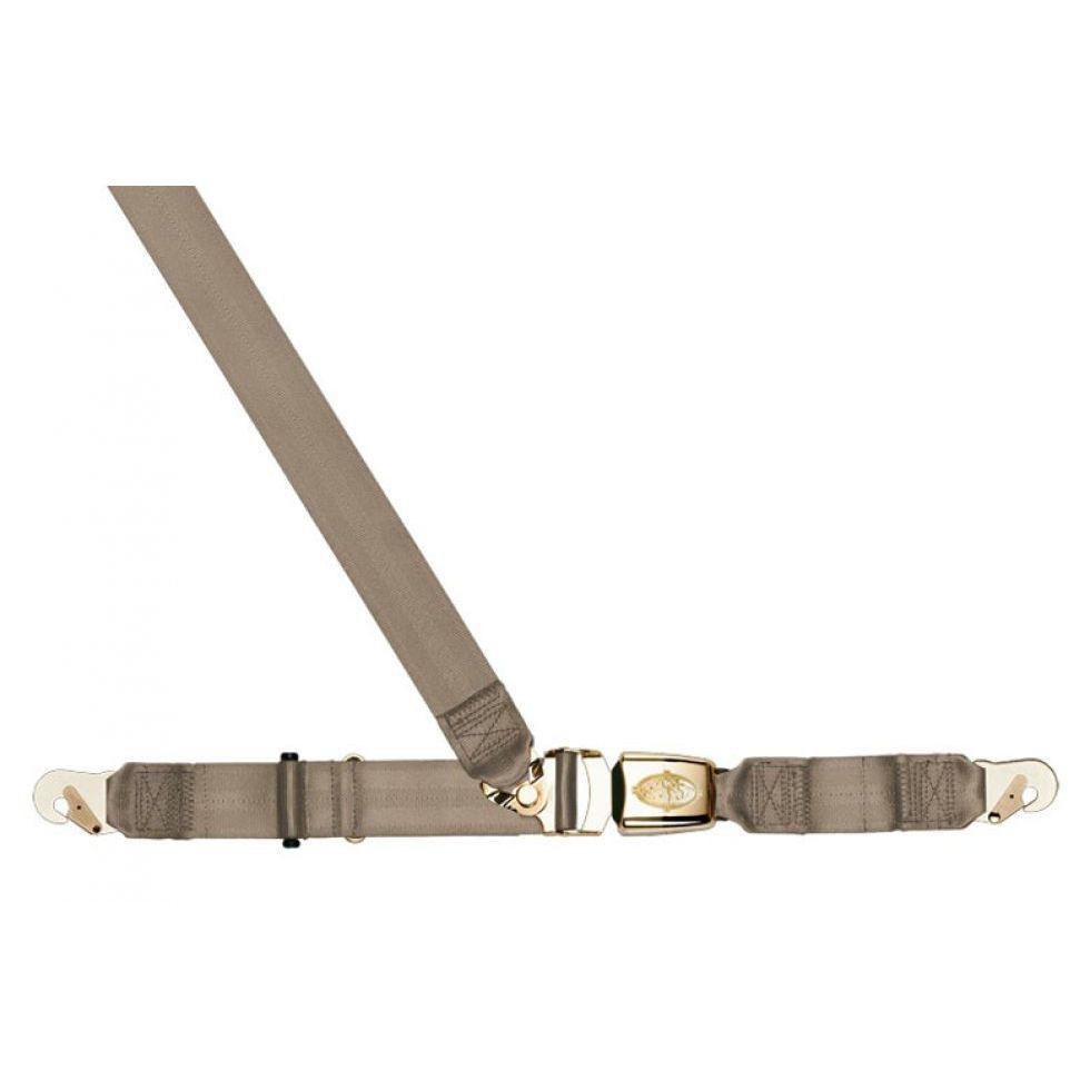 ceinture de sécurité type harnais   pour avion   3 points d attache   pour  passagers - 5-02 d66b90ca9b3
