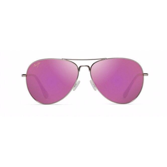 Lunettes pour pilote   de soleil   transparentes - B264-17 - Maui ... 8df65e22df2b