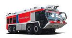 Fourgon d'incendie pour aéroport / 8x8 Z8 ALBERT ZIEGLER GMBH