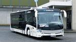 bus climatisé / pour aéroport / électrique