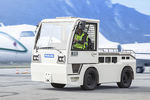 tracteur de remorquage / avec barre de remorquage / pour avion léger / pour remorque