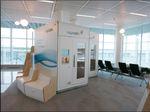 cabine de couchage pour aéroport