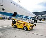 Tapis à bagages autotracté / pour aéroport PULLEY46Ce TIPS D.O.O.