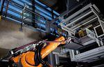 Robot de chargement / pour bagages / pour aéroport BAGLOAD        VANDERLANDE