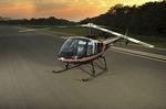 hélicoptère monorotor / de transport / de sauvetage / bombardier d'eau